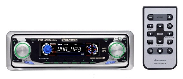 Pioneer DEH - P5650MP Привет.